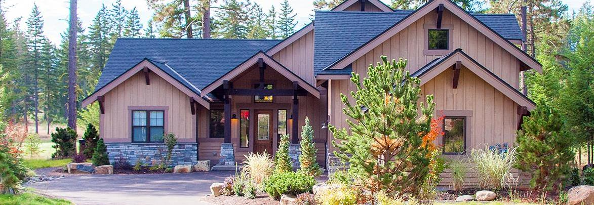 Vacation Home Exterior at suncadia resort
