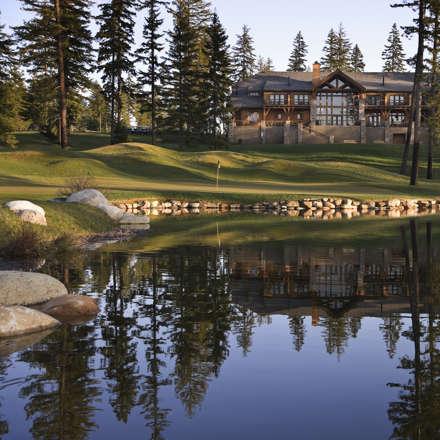 Fairway at Suncadia Resort in Washington State
