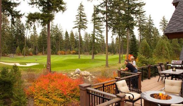 Trekking Birding Tour In Washington State at Suncadia Resort