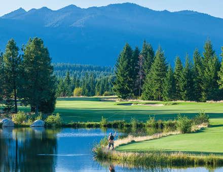 Golf at Suncadia