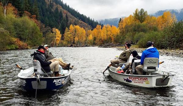 Fly Fishing at Suncadia Resort & Spa Near Seattle