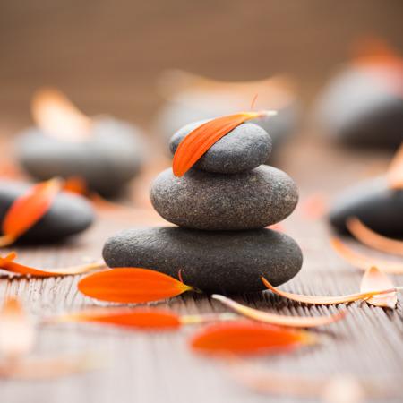 Stone at Glade Spring Spa at Suncadia Resort in Washington State