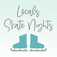 locals skate night