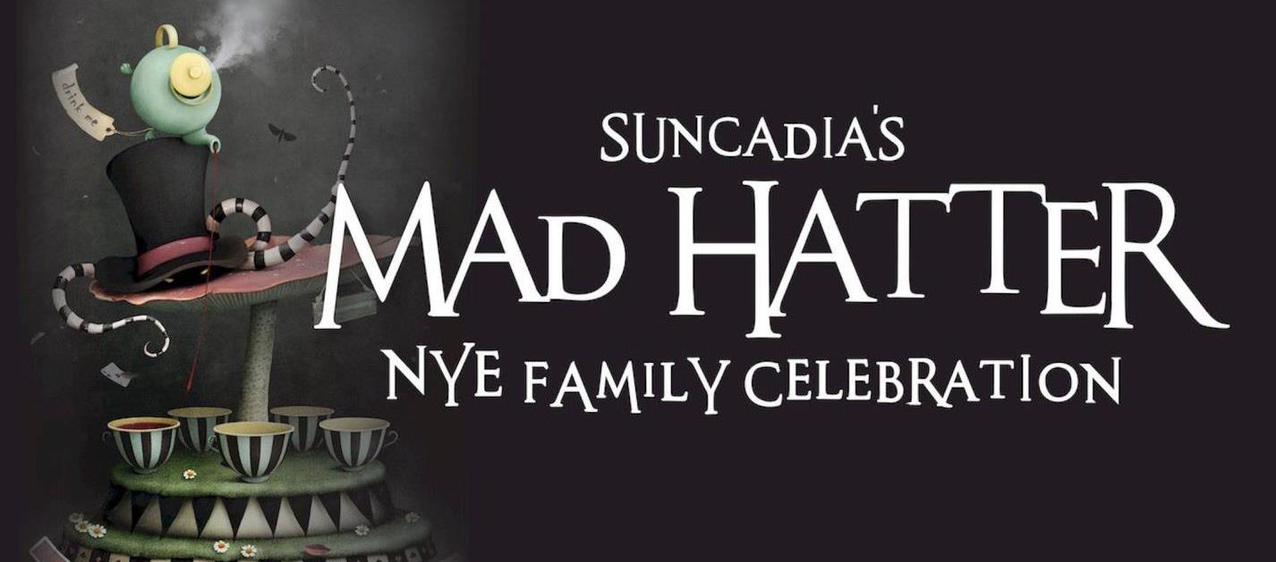 mad hatter nye family celebration