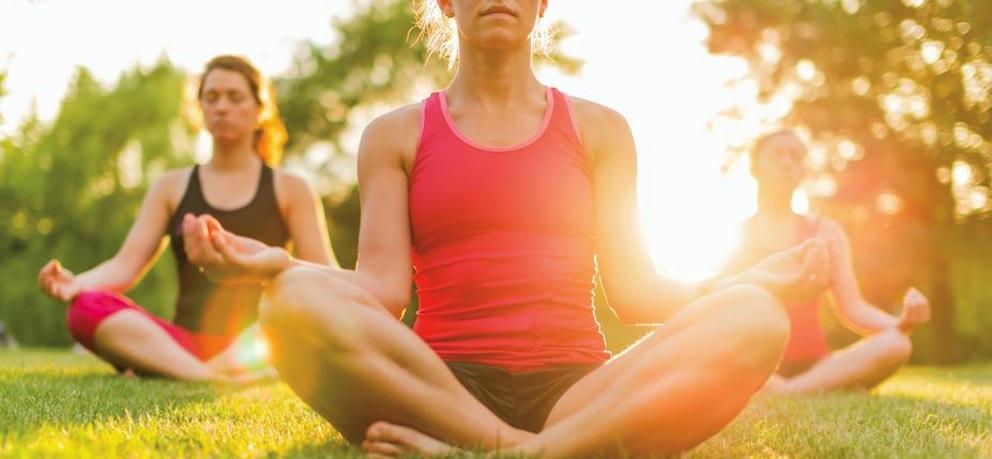 suncadia sunrise yoga