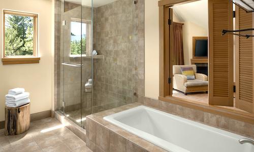 inn suite bath