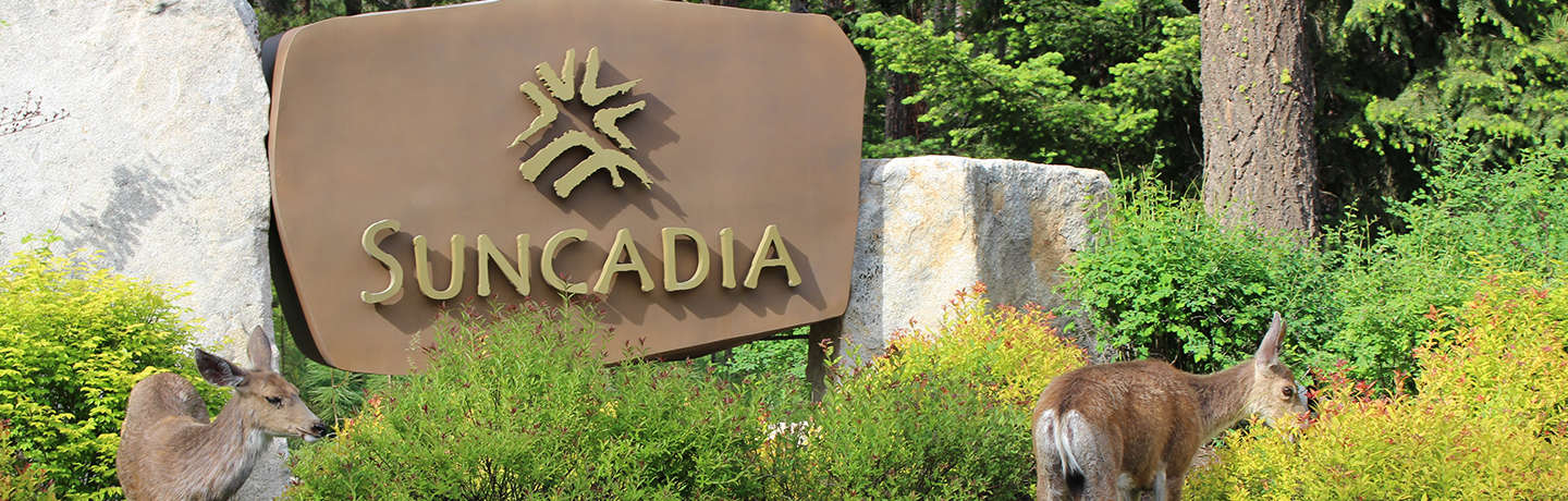 Suncadia Spring into Bloom Package in Washington State