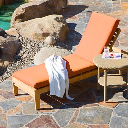 Sun Chair at Suncadia Resort & Spa in Cle Elum