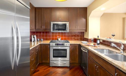 1 bed ph kitchen
