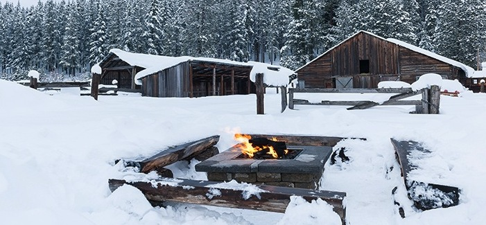Snowmobiling at Suncadia Resort in Washington State