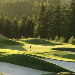 The Green At Suncadia Resort in Washington State