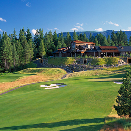 Fairway at Suncadia Resort in Washington State