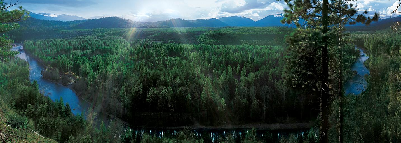 Breathtaking views of Suncadia's natural beauty
