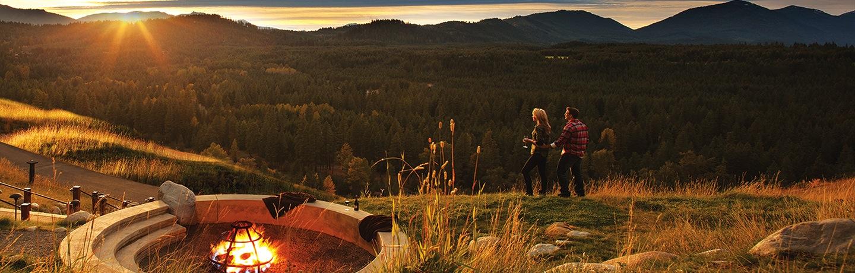Hiking at Suncadia Resort & Spa in Washington State