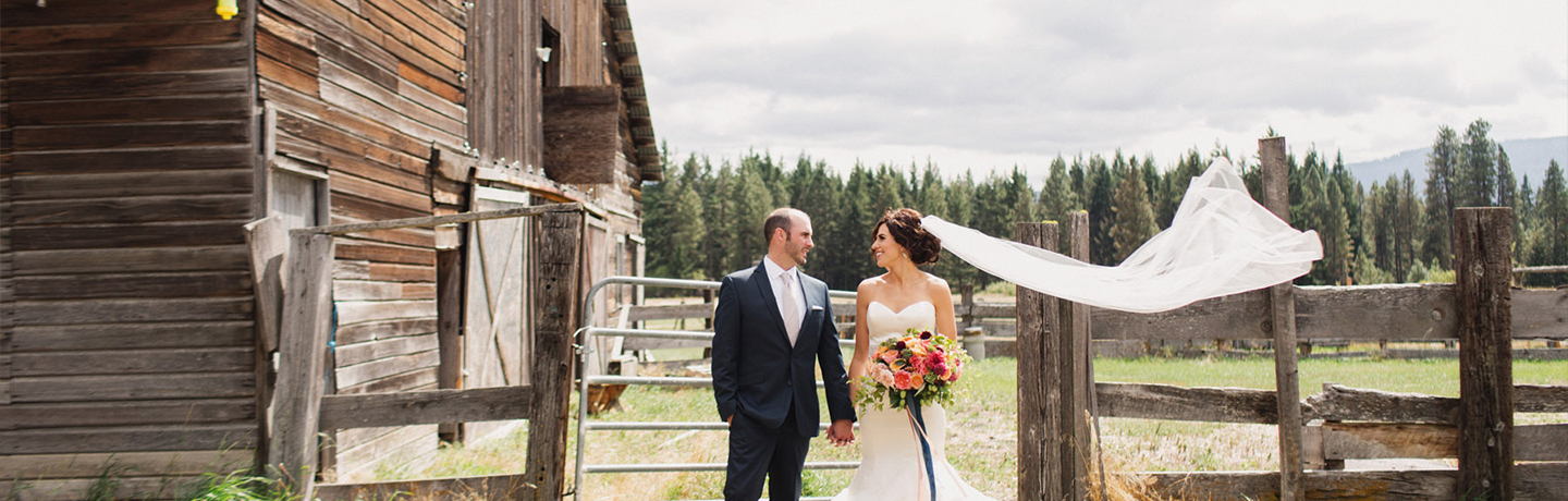 Rustic Wedding at Suncadia Resort in Washington State
