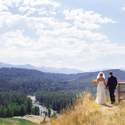 Suncadia Is The Perfect Place for Your Washington Wedding