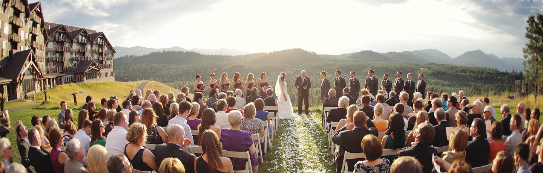 Suncadia Resort & Spa Wedding in Washington State
