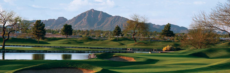 Tempe ASU Karsten Golf Course