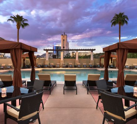 Tempe Rooftop Pool