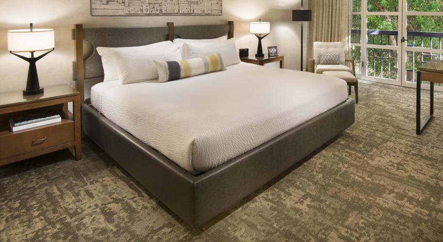 Standard King Hotel Room