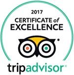 2017 TripAdvisor COE Award