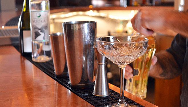 Hourglass Lounge