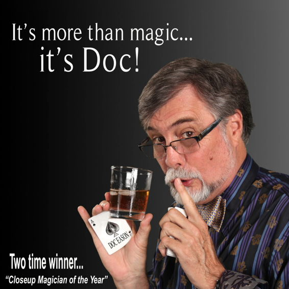 Magic in Snowmass with Doc Eason