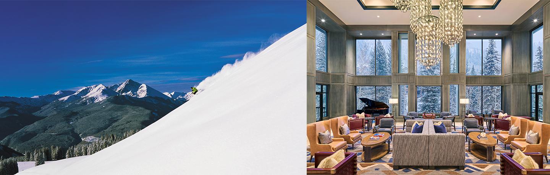 ski In Ski Out Resort Masthead