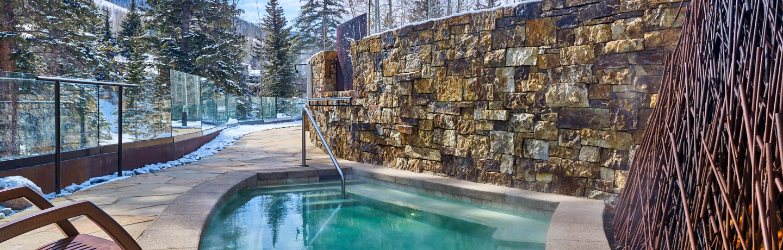 Talisa Hot Tub on Gore Creek