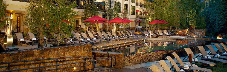 Vail Residences At Hotel Talisa Pool & Deck