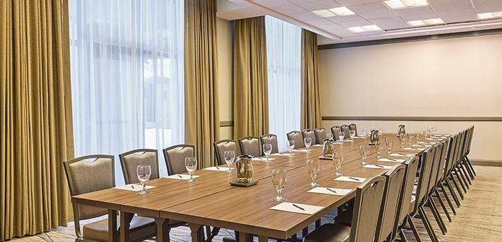 Powell Meeting Venue