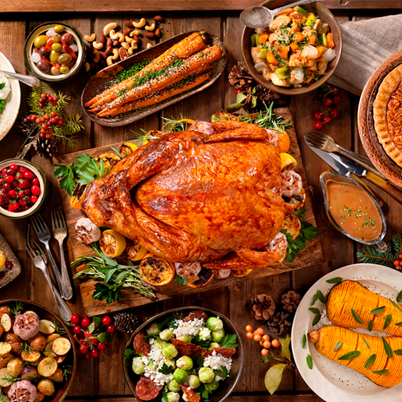 Thanksgiving Day Dining and Celebrations!