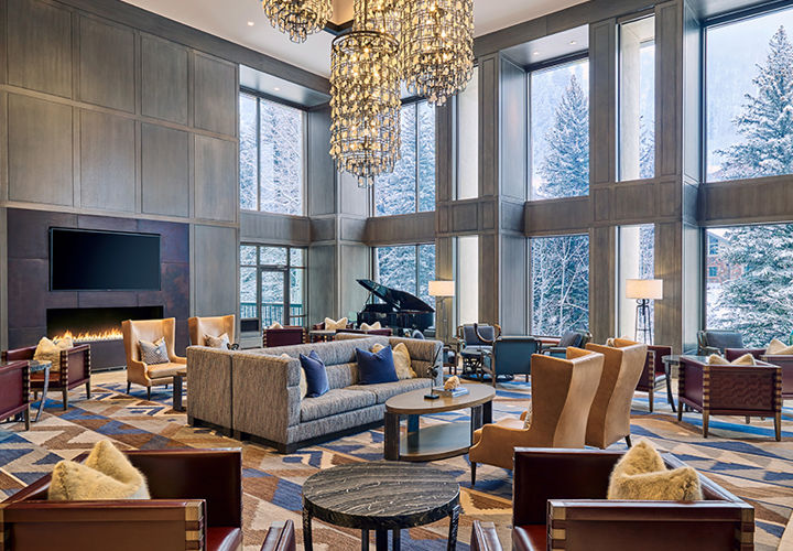 Fireside Lounge Angled