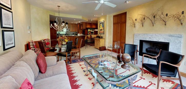 Liftside C 41 – Living Room