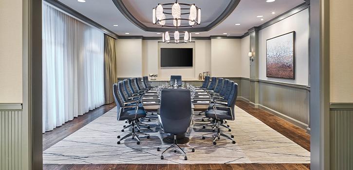 Weisshorn Boardroom