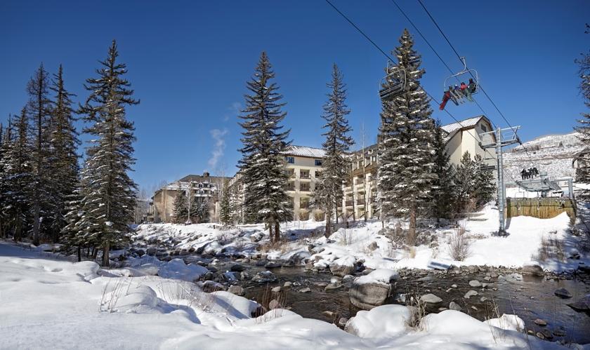 Vail Ski Shot