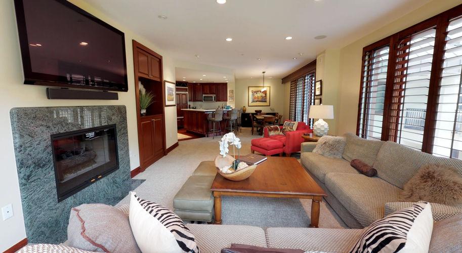 Liftside A 41 –Living Room