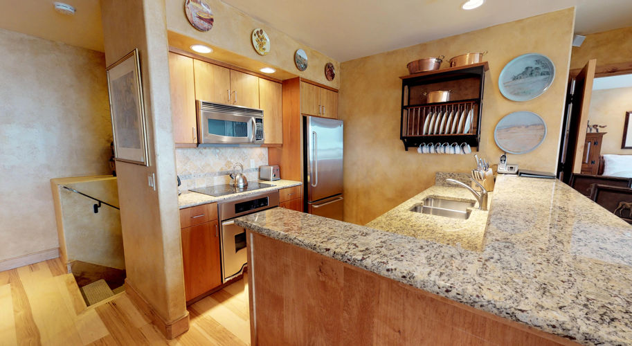 Penthouse 3 – Kitchen