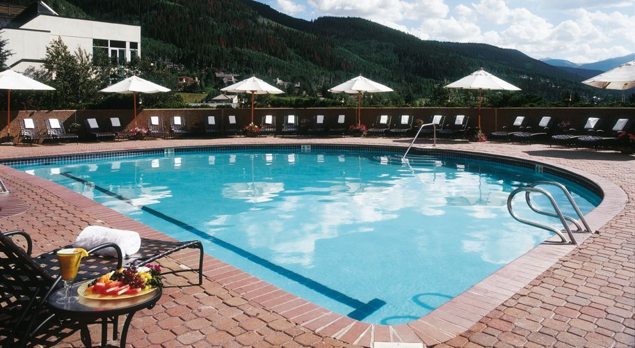 Vail Cascade Fitness Aria Pool