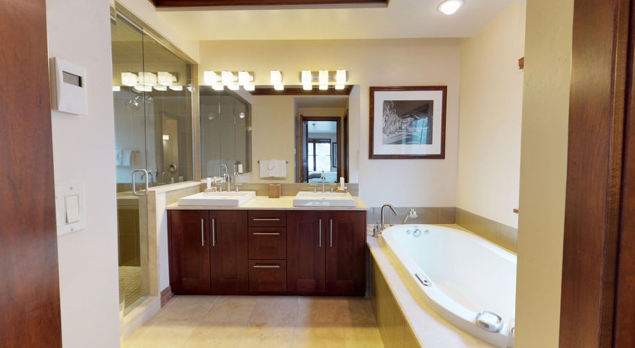 Westhaven B301 – Guest Bathroom