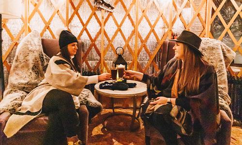 The Vail Yurt