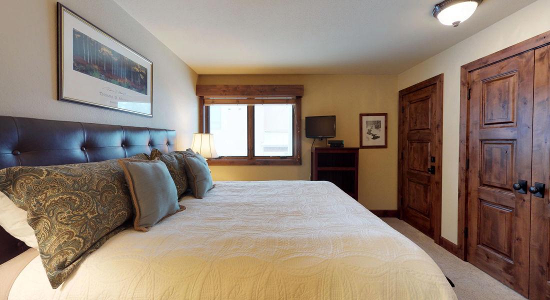 Millrace 1A – Guest Bedroom