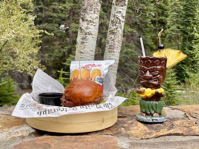 Gore Creek Kitchen Summer