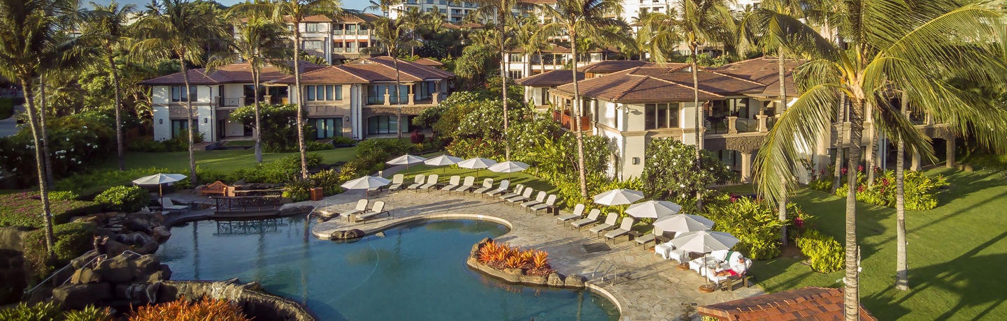 DR_Hawaii_Wailea Beach Villas_Aerial_Pools_Adult Pool