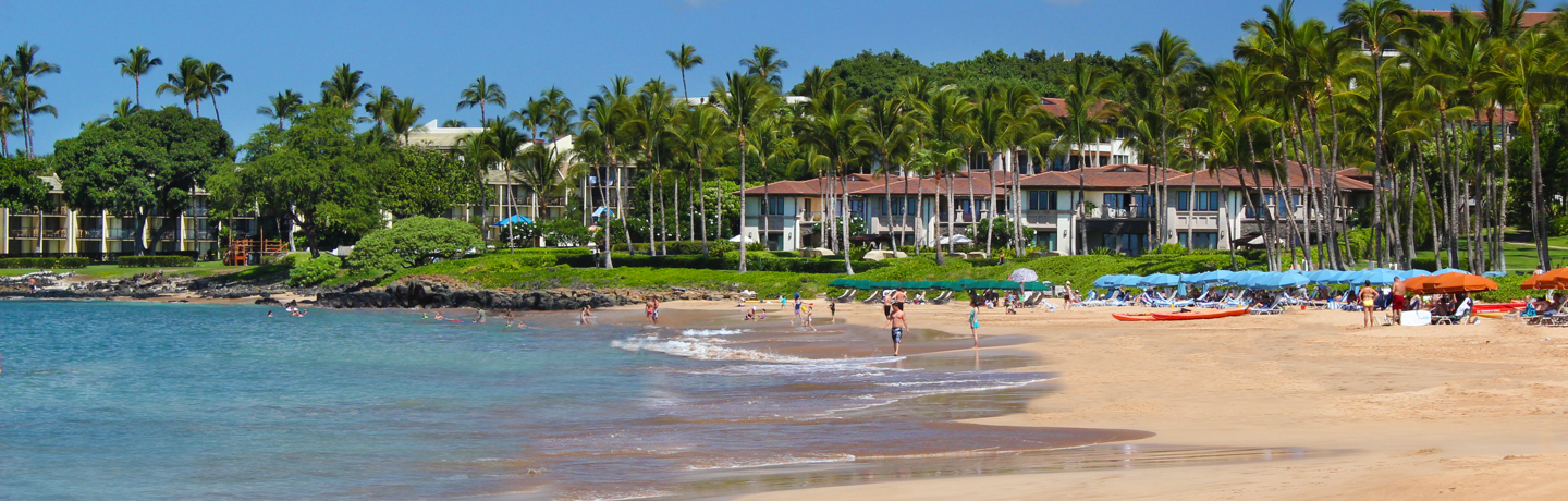 Award winning Wailea Beach, Maui