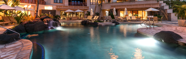Wailea Beach Villas pool photo