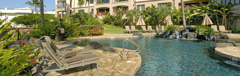 Wailea Beach Villas family pool