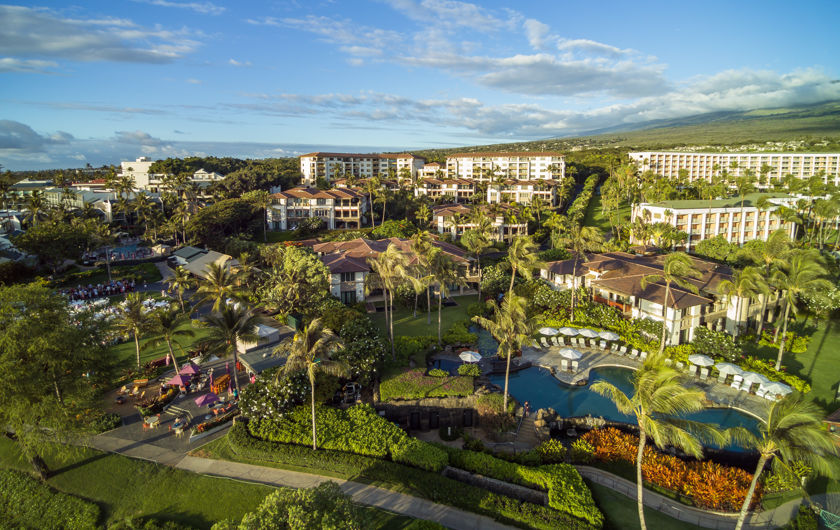 DR_Hawaii_Wailea Beach Villas_Property_Aerial_Pool