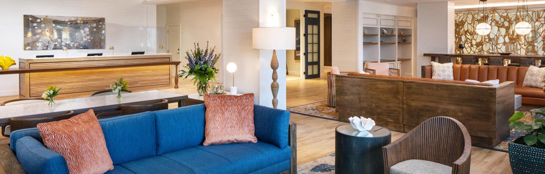 Sweetgrass Inn Lobby