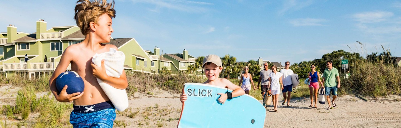 Wild Dunes Kids Beach boogie board
